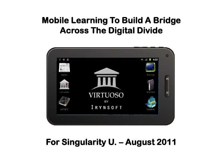 Irynsoft Presentation At Singularity U.
