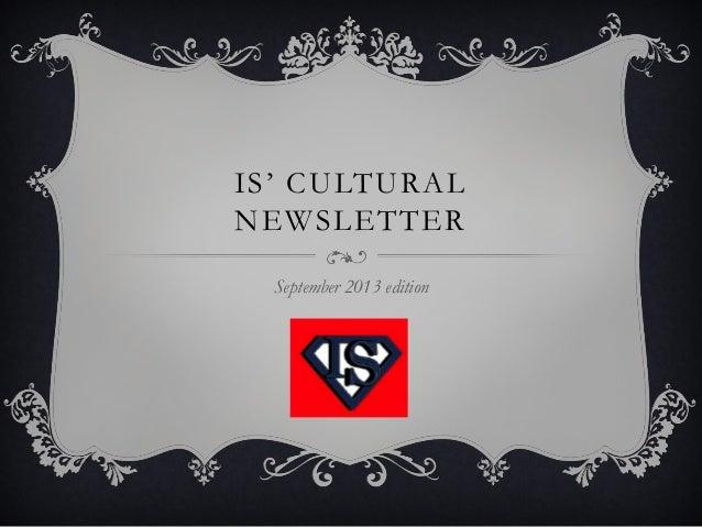 Is newsletter-september-edition