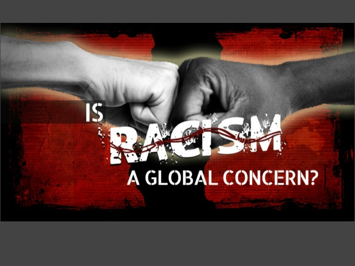 Is Racism A Global Concern? - New Infographic PDF