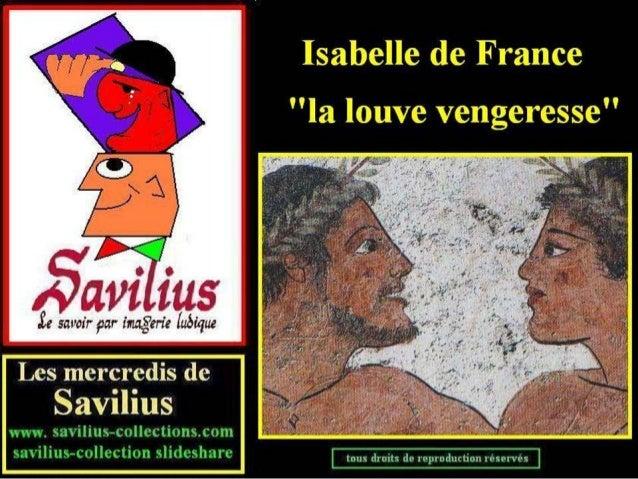 Isabelle la Louve vengeresse
