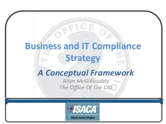 Business and IT Compliance Strategy