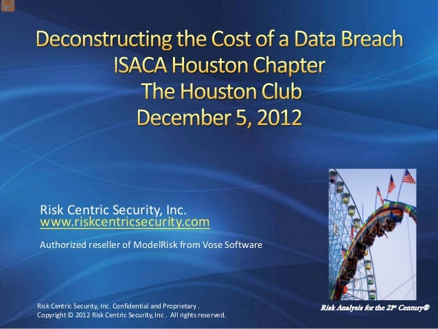 Isaca houston presentation 12 4 12