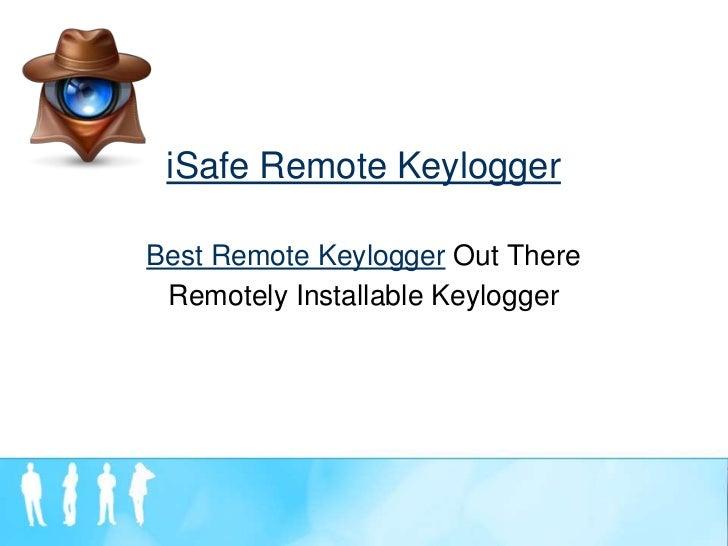 Isafesoft remote-keylogger