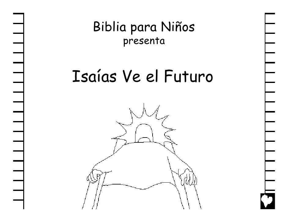 Isaiah sees the future spanish cb