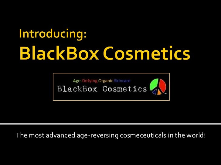 The most advanced age-reversing cosmeceuticals in the world!