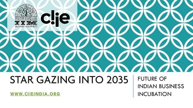 Future of Indian Busines Incubation