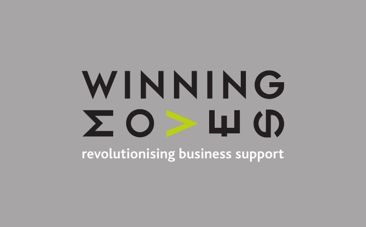 revolutionising business support