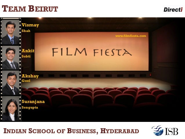 ISB - Beirut Film Fiesta
