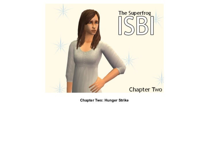 The Superfrog ISBI: Chapter Two