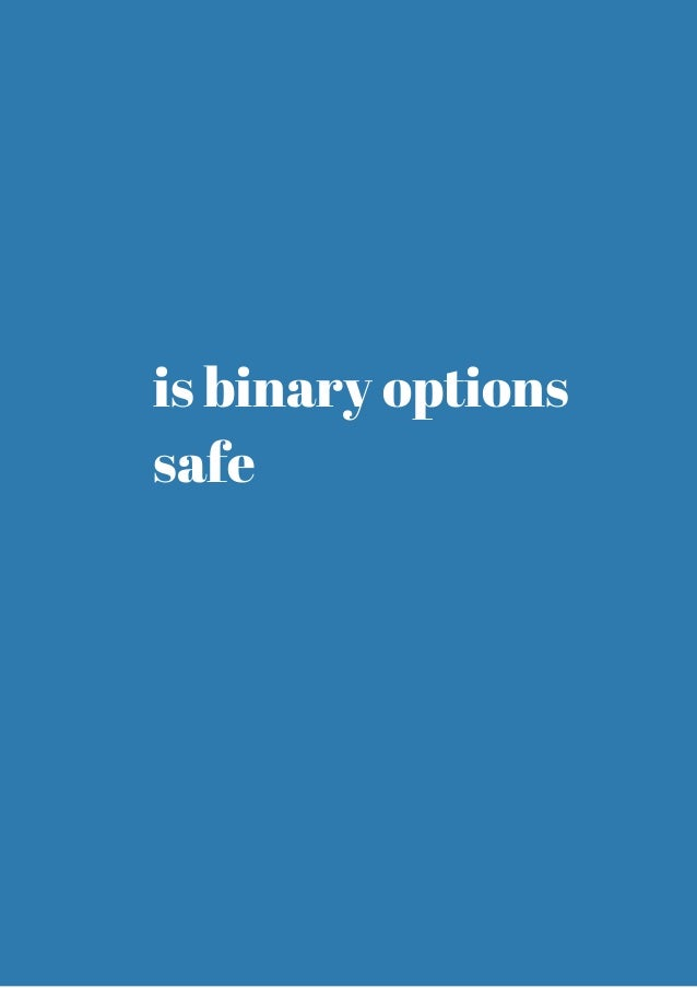 Binary options legal in singapore