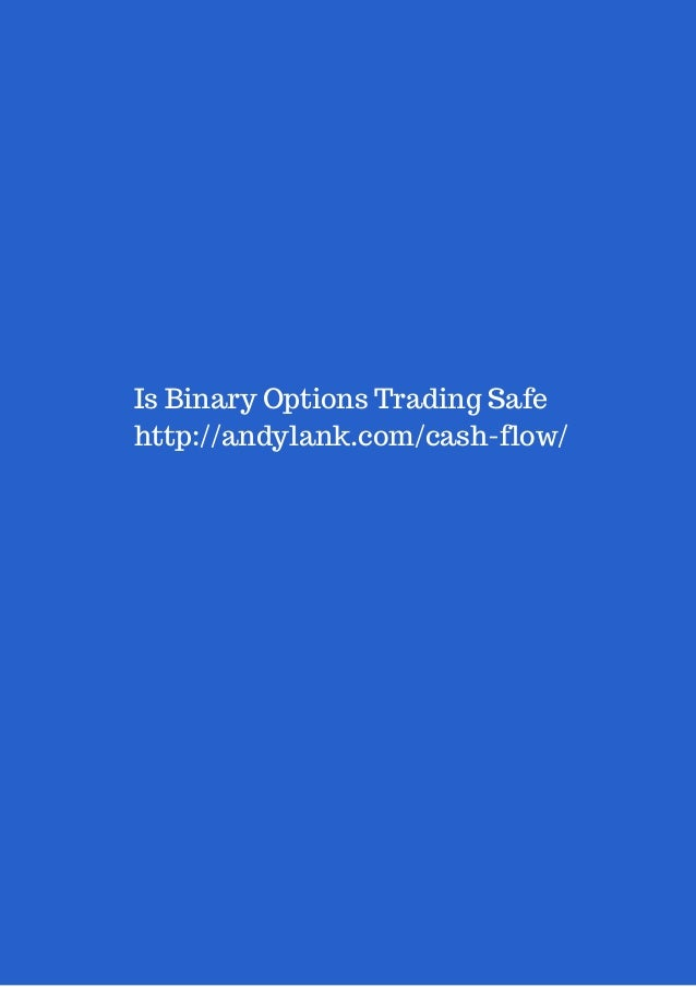 Trade options safely