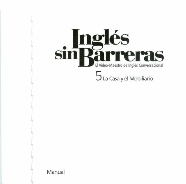 Ingles sin barreras manual 5 dvd