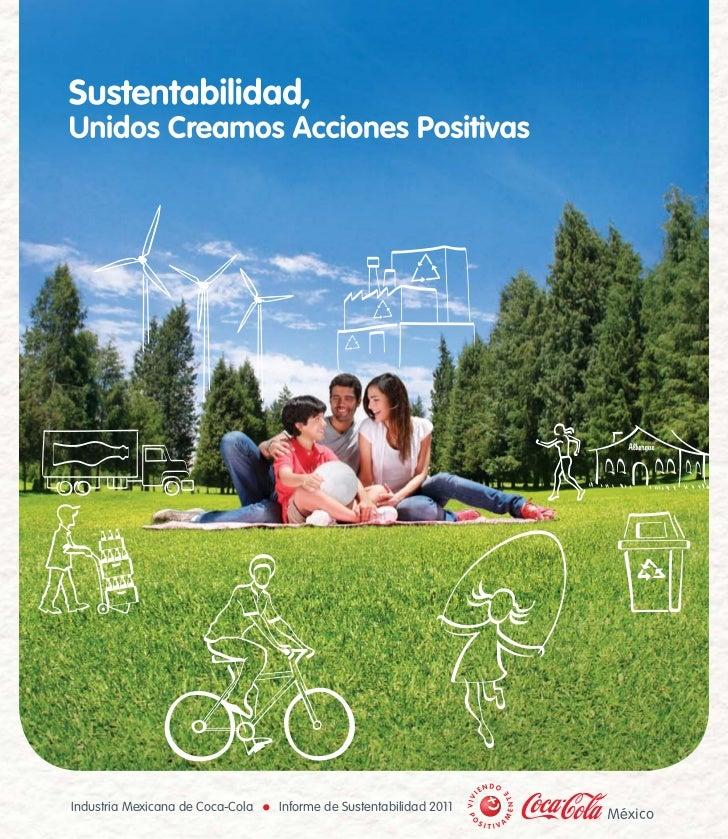 Industria Mexicana de Coca-Cola   Informe de Sustentabilidad 2011