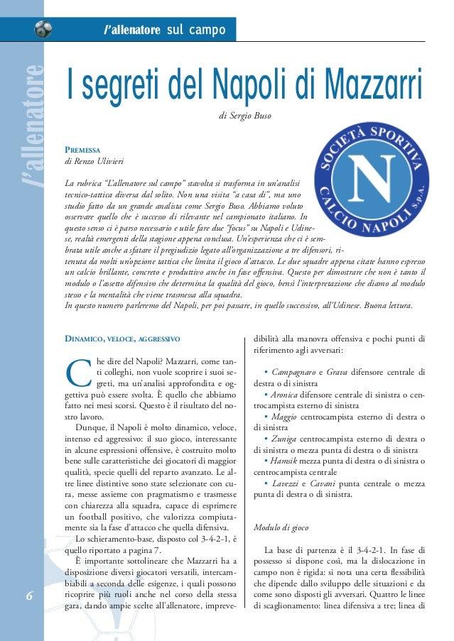 I segreti del_napoli_di_mazzarri