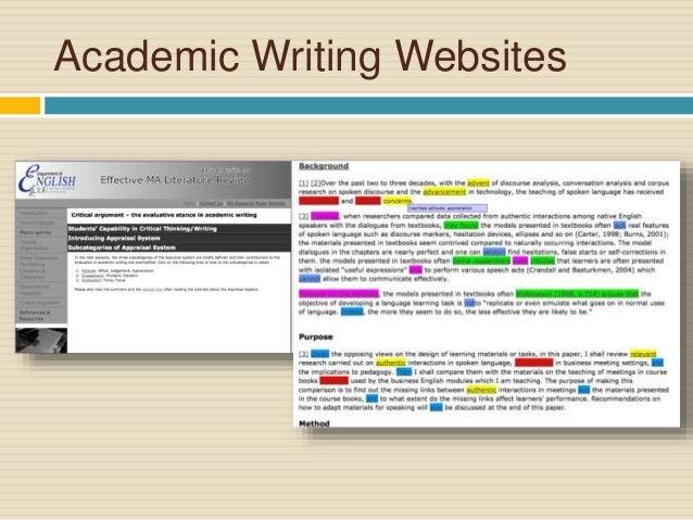 essay writing website