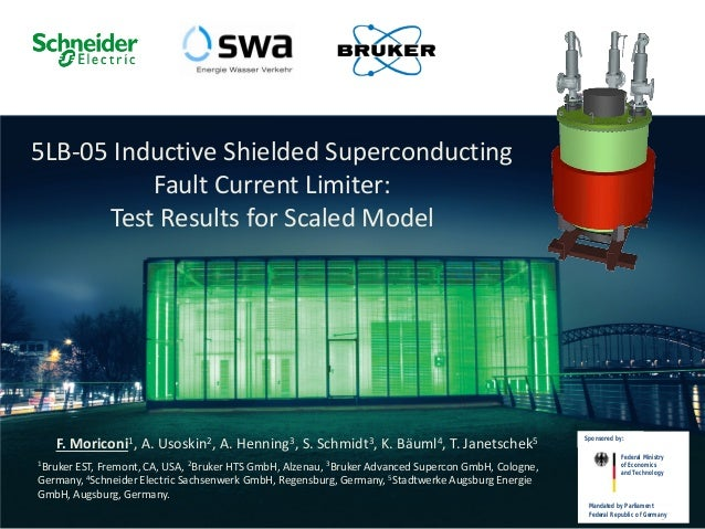 Inductive shielded superconducting fault current limiter: test results for scaled model