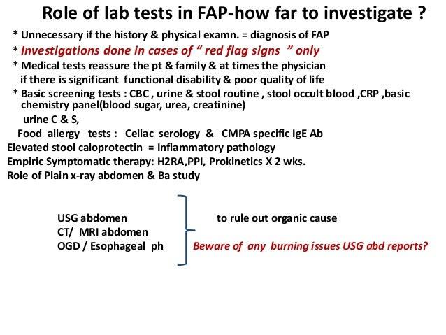 How to study rr pathology