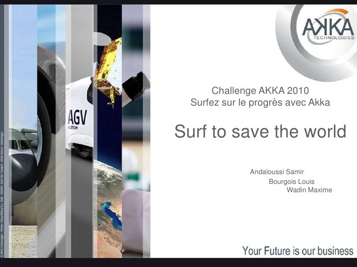 Surf To Save The World