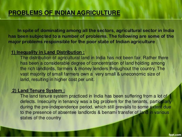 problems of indian economy pdf