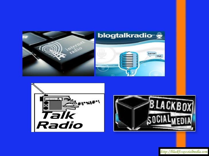Is Internet Talk     Radio ABranding Tool?