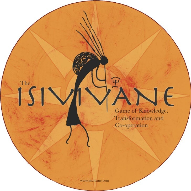 Isivivane Game of Knowledge, Transformation and Cooperation
