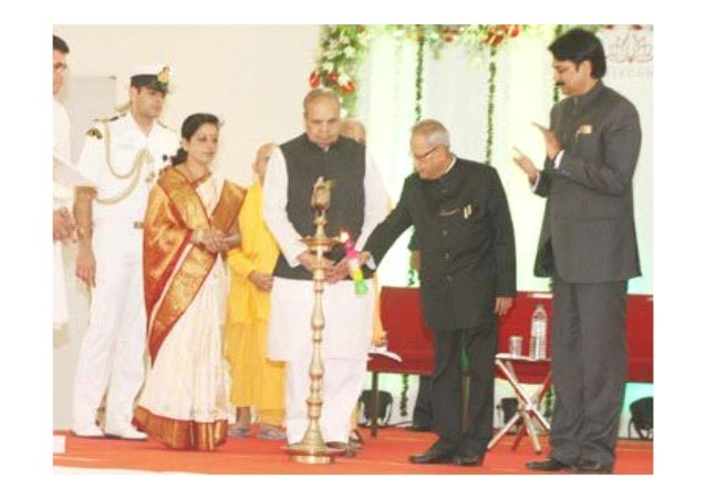 ISKCON NVCC Inaugurated By President of India