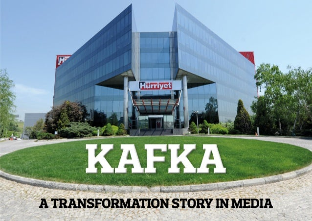 A transformation story in media