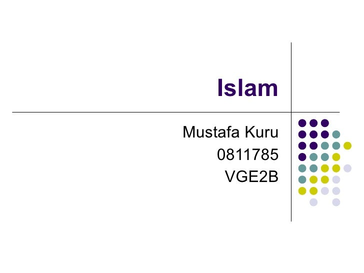 Islam Mustafa Kuru 0811785 VGE2B