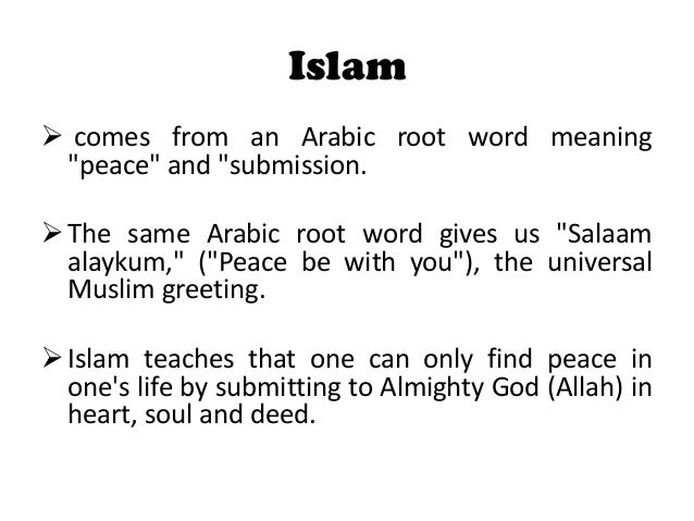 origin of islam essay The place of origin of the second largest religion 'islam' is arabia in the middle east now known as saudi arabia, this is the place where prophet muhammad.