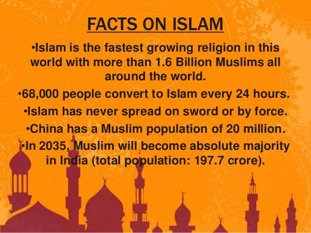 process by which christianity and islam became world religions Various aspects of the role of religion in human societies from a development   crucially, increased identification with the islamic world as a whole does  at  the beginning of the growth process as they become exposed to new economic.