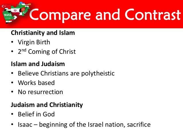 Christianity Vs Islam Essay
