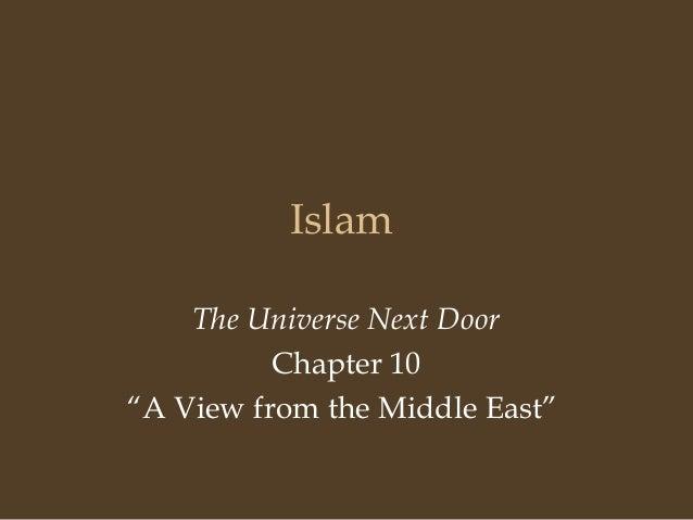 Islam Overview - Universe Next Door Chapter 10
