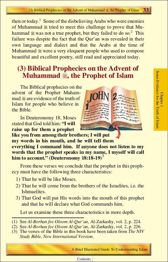 prophets of islam pdf