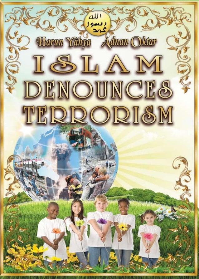 Islam denounces terrorism_2010