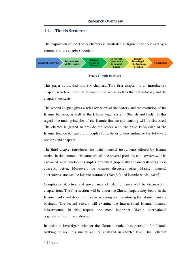 Banking finance master proposal thesis