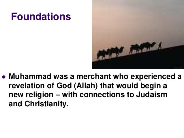 Commerce and trade in christianity and islam