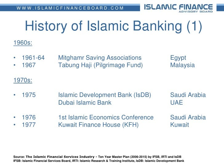 history of islamic banking in pakistan Islamic banking in pakistan: a critical the history of interest free or islamic banking is not of the overall banking system in pakistan (islamic banking.