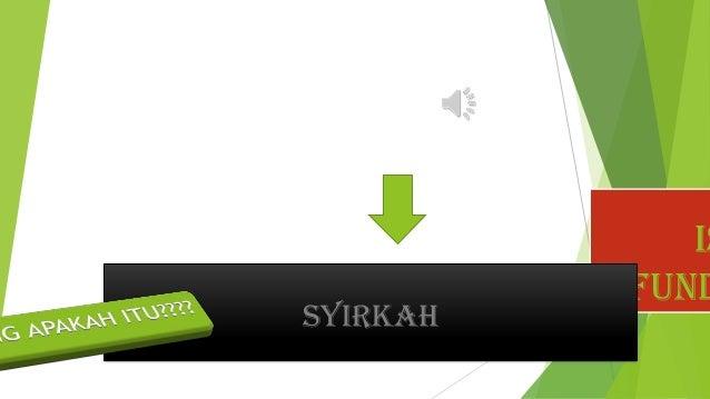 Is          fundSYIRKAH