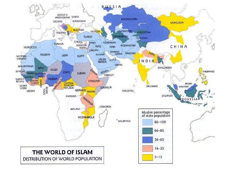 Islam in Modern Egypt, Iran, Pakistan, and Indonesia