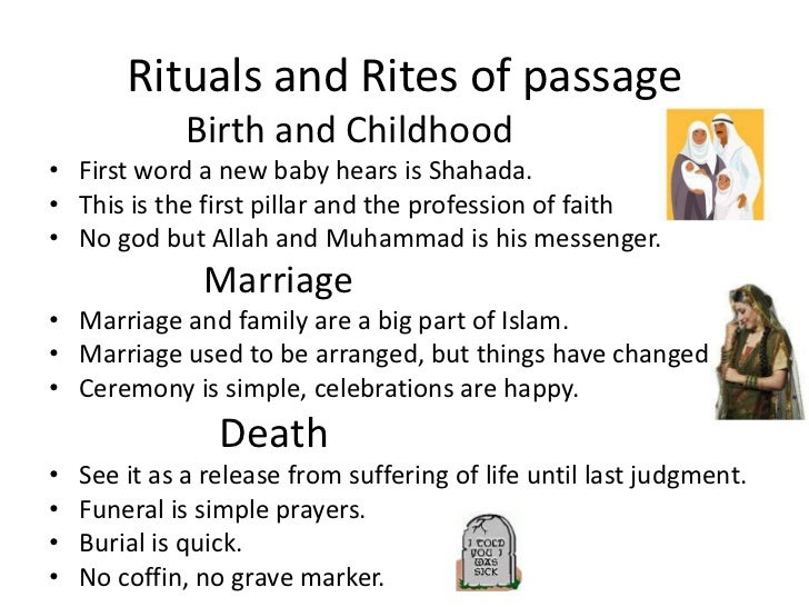 a comparison of the marriages in the christian and islam faith Do judaism and christianity , truly, offer women a better treatment than islam  does  let's compare their attitudes towards a female trying to learn her  religion  adultery, according to the quran, is the involvement of a married man  or a.