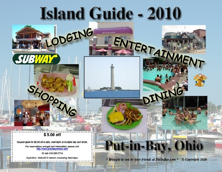 Put-in-Bay Island Guide