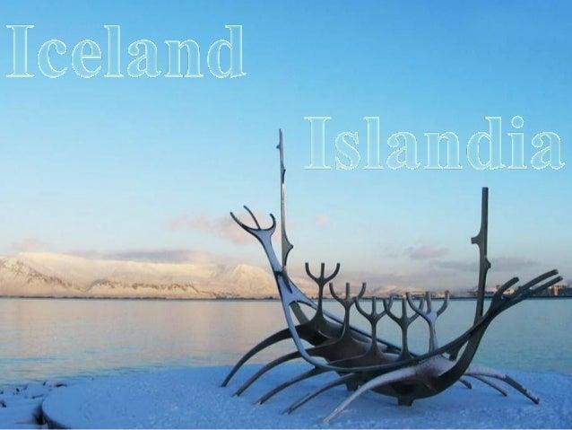 Los islandeses no tienen apellido, por lo que usan un práctico sistema por el cual combinan el nombre del hijo con el del ...