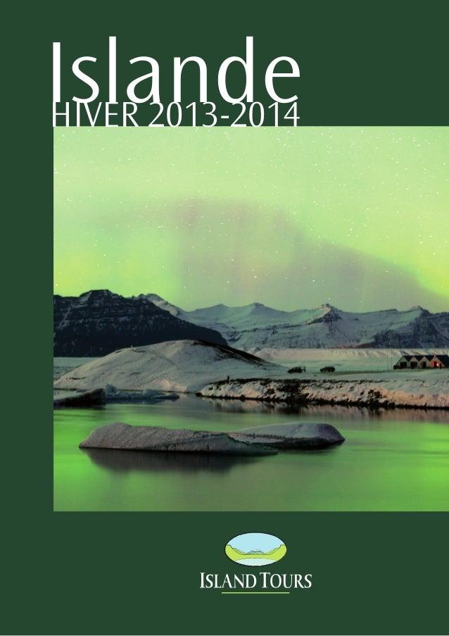 IslandeHIVER 2013-2014