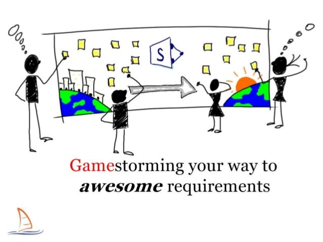 Isle of Man SUGUK - Gamestorming Your Way To Awesome SharePoint Requirements