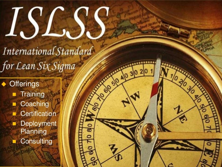 Islss offerings 2012