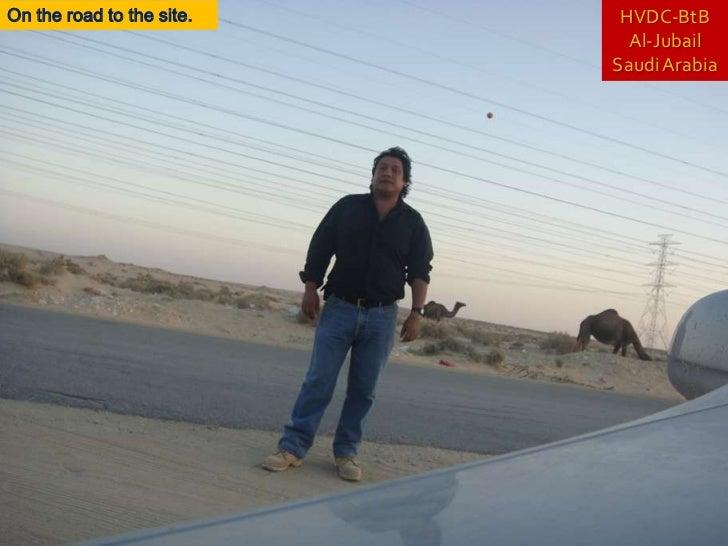 HVDC-BtB<br />Al-Jubail<br />Saudi Arabia<br />Ontheroadtothesite. <br />