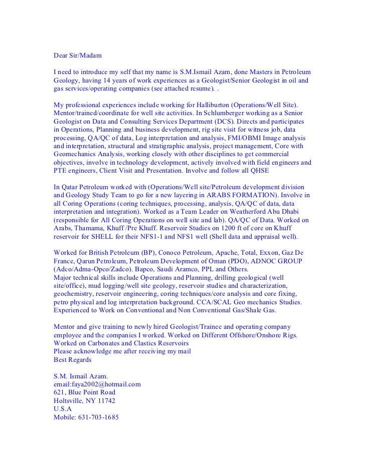Latest Cover Letter/R Sample For Fresh Graduates 2014