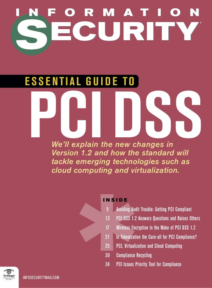 PCI DSS Essential Guide