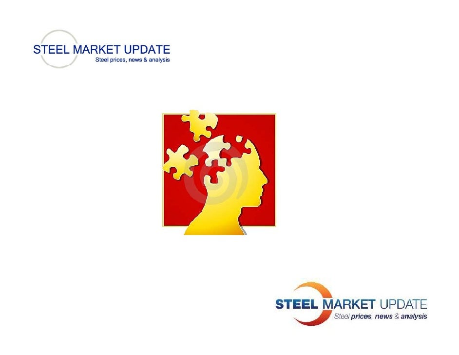INSTITUTE FOR SUPPLY MANAGEMENT STEEL FORUM MAY 5, 2009 John Packard – Steel Market Update