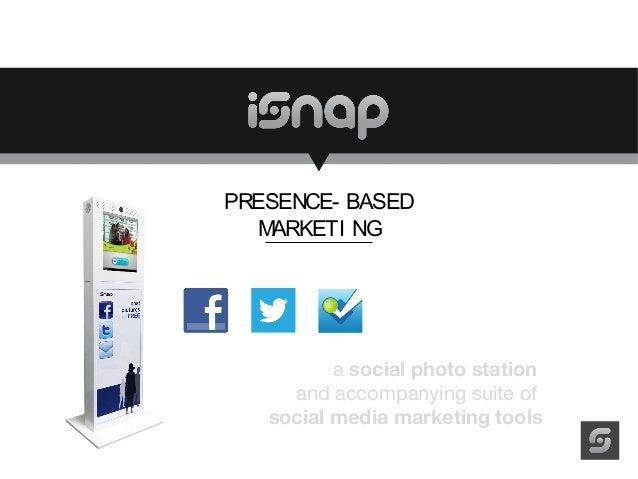 iSnap Social Marketing Presentation